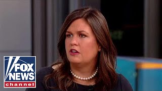 Sarah Sanders on futures of Kavanaugh, Rosenstein
