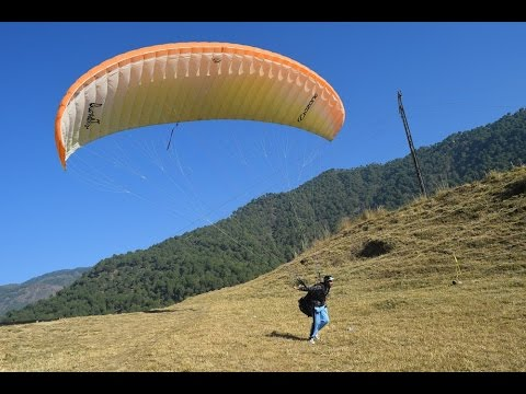 Best paragliding course Bir Billing India