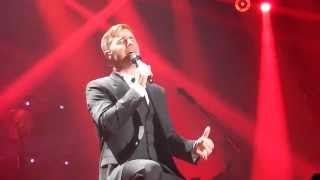 Gary Barlow - Since I Saw You Last - Belfast Odyssey Arena Compilation