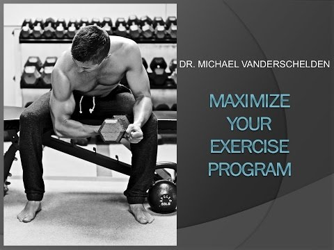 Maximize your Workout Routine