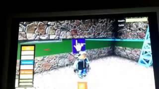 Ma première vidéo YouTube sur Roblox!