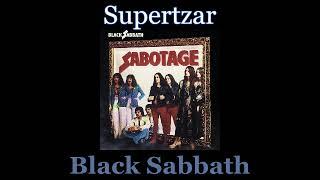 Black Sabbath - Supertzar - 06 - Lyrics / Subtitulos en español (Nwobhm) Traducida