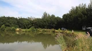 THORNEY LAKE AND CARAVAN PARK, LANGPORT, SOMERSET