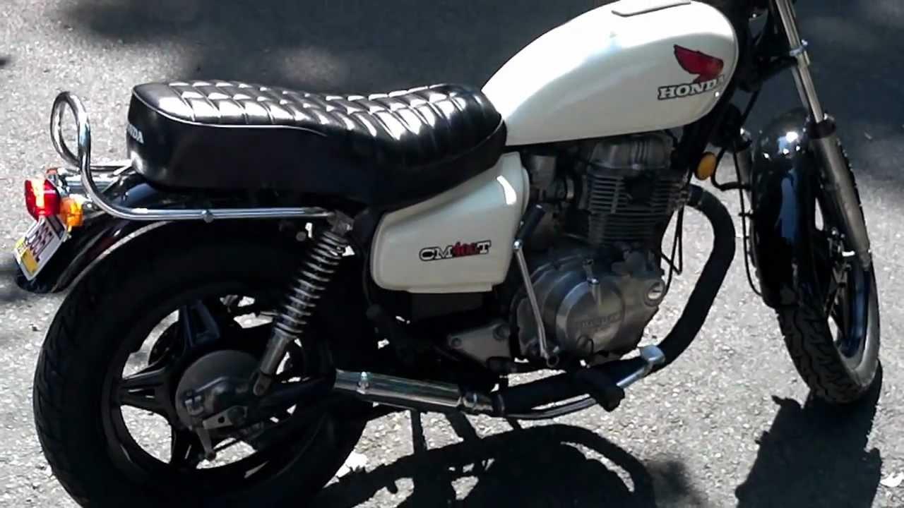 Cm Cafe Racer Parts