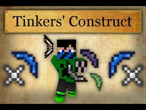 Mod Tanıtımı   Bölüm 73   Tinkers Construct