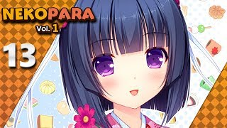 Nekopara Vol.1 (PC, Blind, Let's Play) | We Should Go To The Clinic!? | Part 13