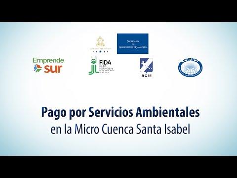 Emprendesur - Pago de Servicios Ambientales (PSA) en la Microcuenca Santa Isabel