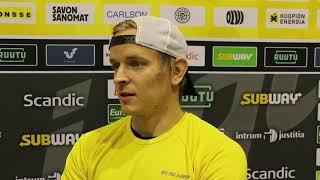 Ennakko 26.9.2017 - haastattelussa Janne Tavi