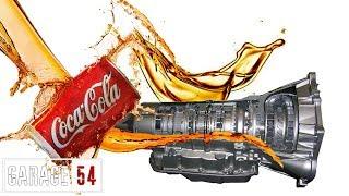 Кока-Кола В Акпп - Поедет Или Нет?