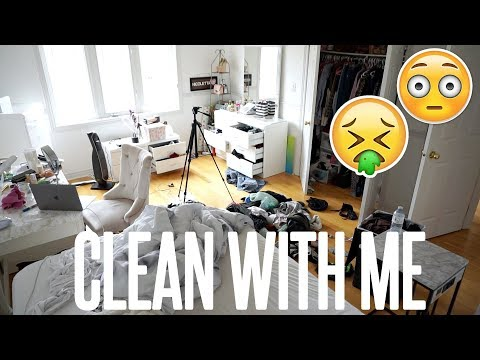 CLEANING MY ROOM 2019