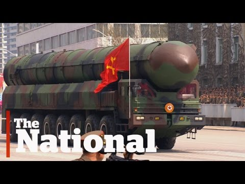 Thumbnail: North Korea's failed missile launch raises tensions