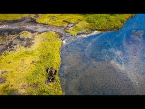 Камчатка 19 - кальдеры вулканов Узон и Ксудач