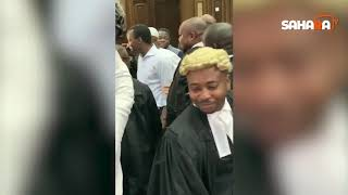 Sowore Arrives In Court, Appears Resolute