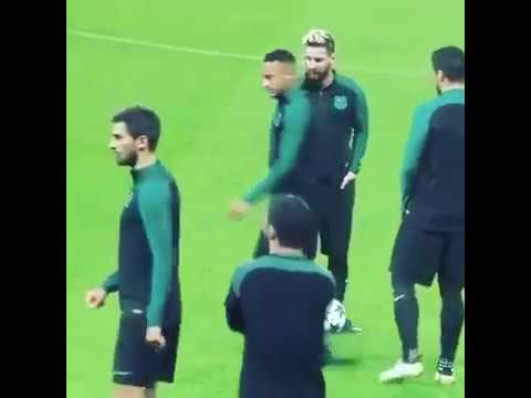 Neymar WTF -  Suarez Madman - Messi I don't care