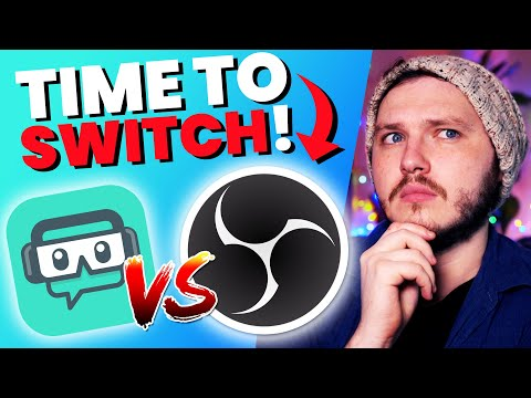 Should YOU Use Streamlabs OBS Or OBS Studio? - 2021 Guide!