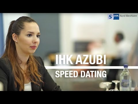 Azubi-Speed-Dating Dortmund from YouTube · Duration:  3 minutes 14 seconds