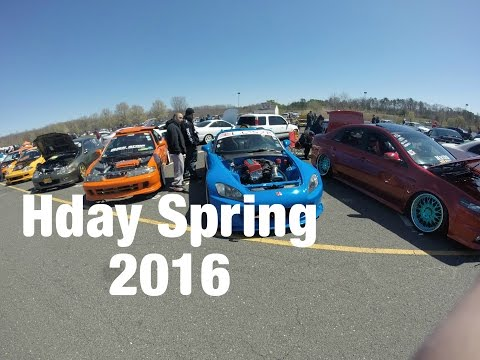 Hday April 10, 2016 Englishtown, NJ...  My Experience (Mad Vtec!)