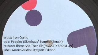 Iron Curtis - Peoples (Ekkohaus