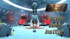 Fallout 4 Guide: Das Institut