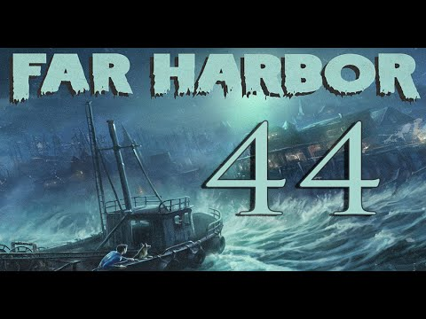 Far Harbor 44: Wind Farm Maintenance