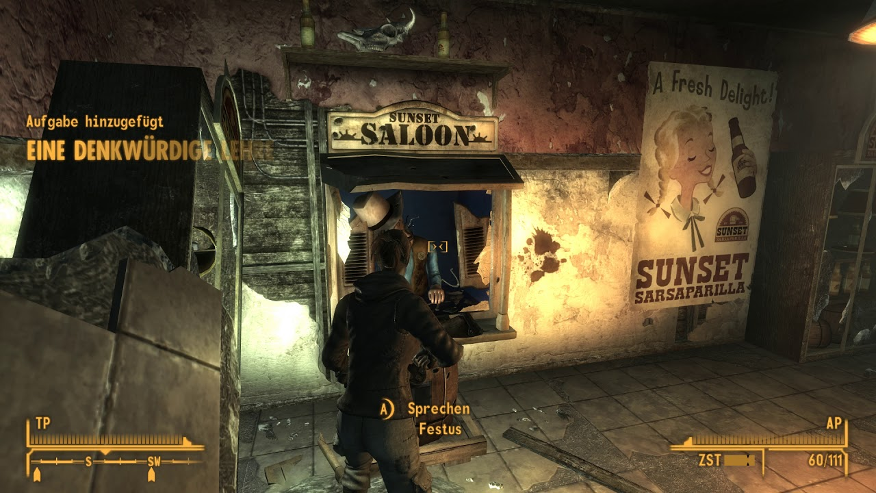 Fallout New Vegas Die Legende Des Sterns
