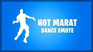 Fortnite - Hot Marat Emote (Free Dance)