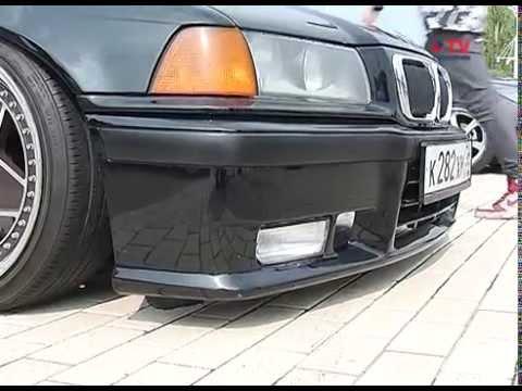 В Воронеже прошел фестиваль низких и стильных автомобилей «Эстетика»
