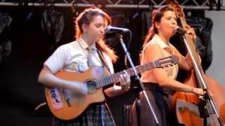 """... PERRO SALCHICHA"""" (de María Elena Walsh) - en Vivo en el Konex 18/1/14"""