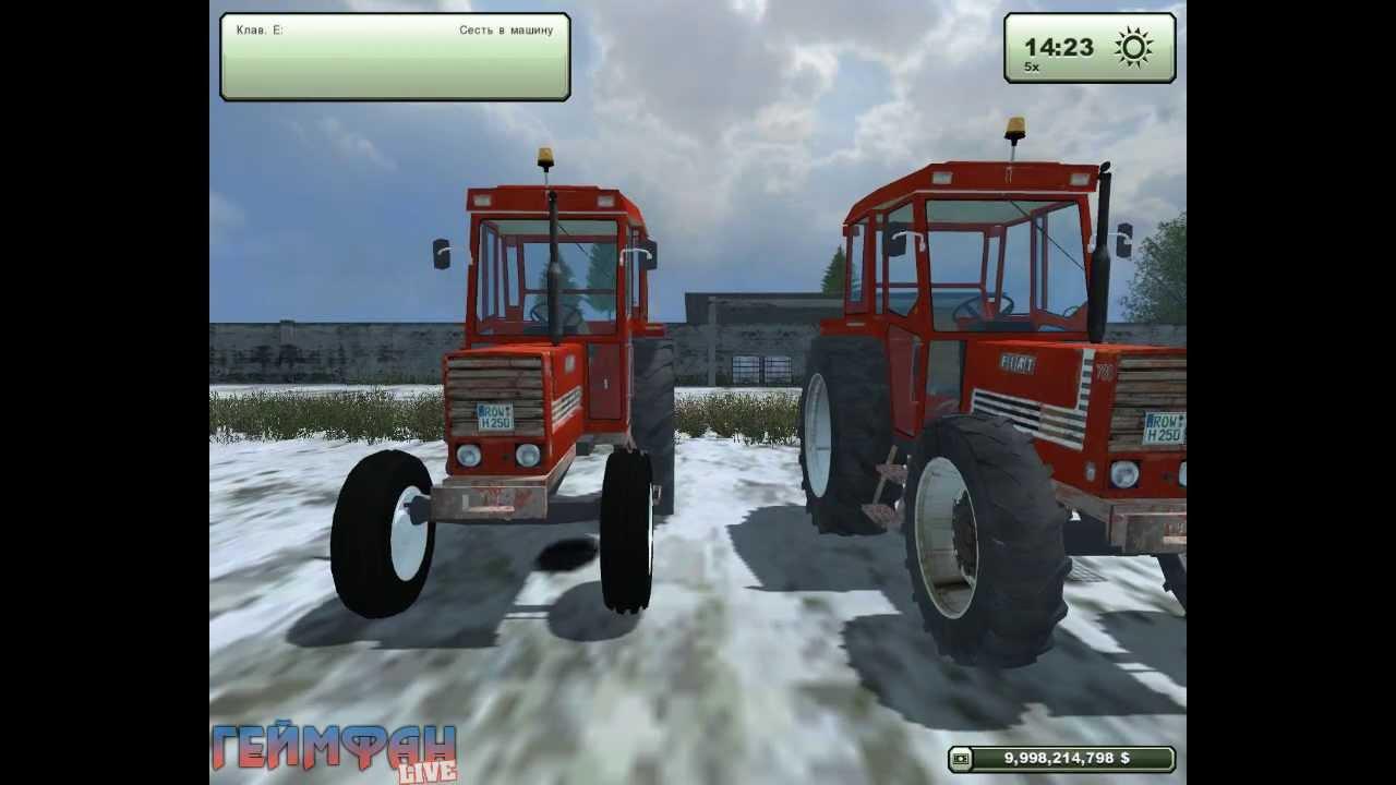 Скачать игры про тракторы симулятор