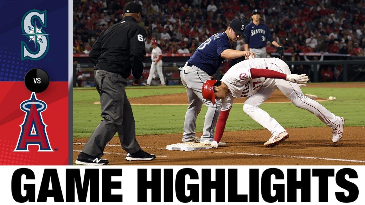 Download Mariners vs. Angels Game Highlights (9/24/21) | MLB Highlights