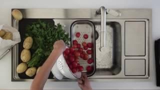 Franke - мойка кухонная из нержавеющей стали. Обзор.