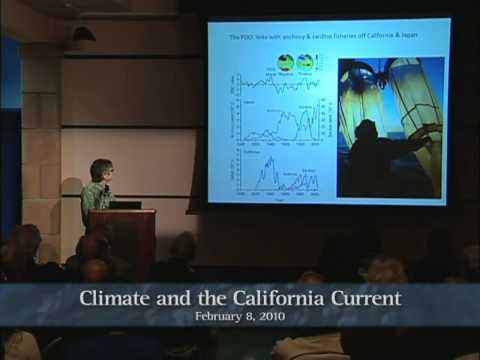 Climate the California Current and CalCOFI - Perspectives on Ocean Science