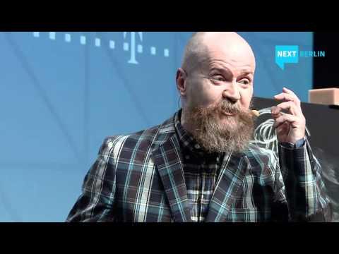 Alexander Bard - The Internet Revolution