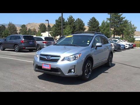 2017 Subaru Crosstrek Reno, Sparks, Lake Tahoe, Mammoth, Northern Nevada PS1928