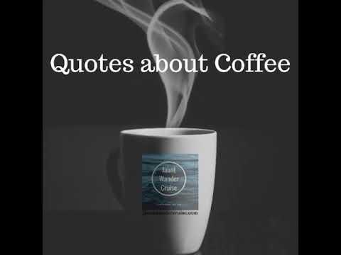 Coffee QUOTES☕