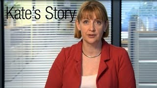 Kate's Story - A Safety Video(