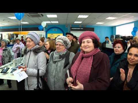 Открытие фирменного магазина Samsung в Усть-Илимске
