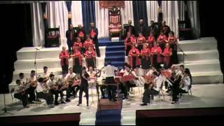 Orquesta de Pulso y Púa y Coro de la ERSM   El Pichi (Chotis)    F. Alonso