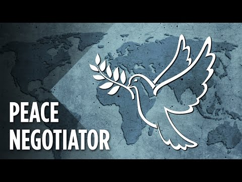 The Nordic Country Secretly Negotiating World Peace