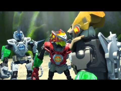 樂高®英雄工廠系列 LEGO®HERO FACTORY  TV Series ep 6