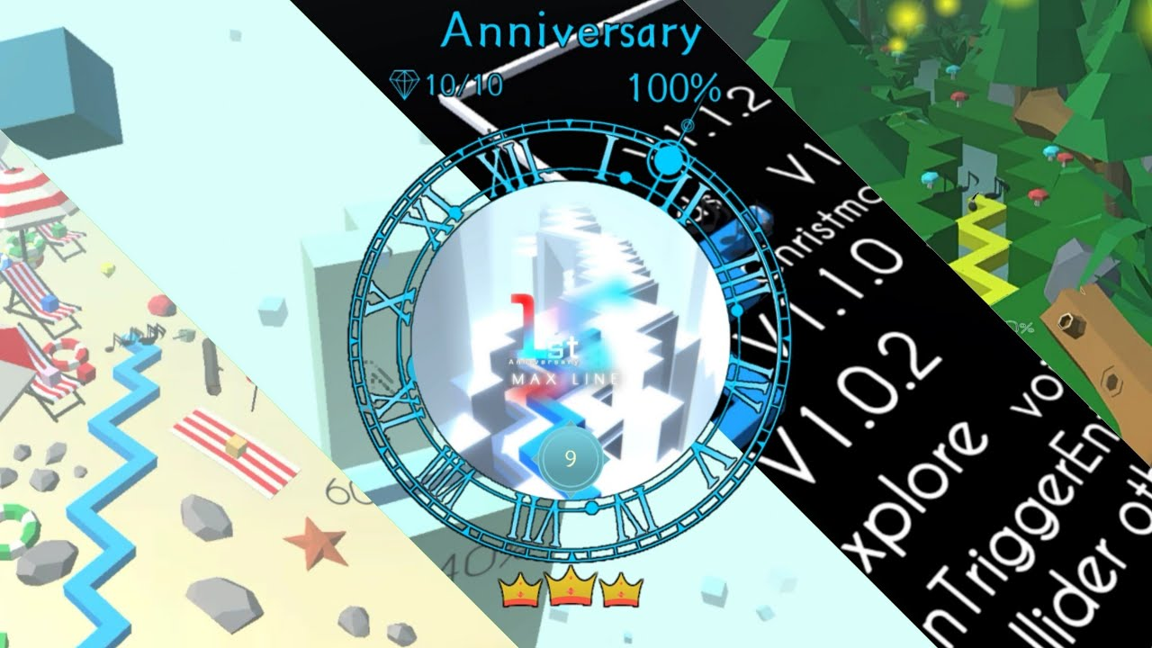 Download Max Line [DL Fanmade] - Anniversary by GPO108, lyckay, qqxqqx, and Max冰焰