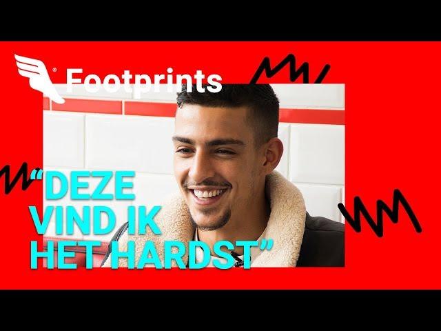BOEF vindt 'Habiba' NIET zijn beste track?! | Footprints #5