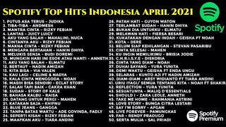 SPOTIFY TOP HITS INDONESIA APRIL 2021