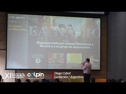 XI EPICdR + COLPIN / Los cuadernos de la corrupción [IV]