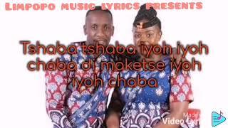 Dj Sunco and Queen Jenny ft Azui - Chaba Dimaketsi (lyrics)