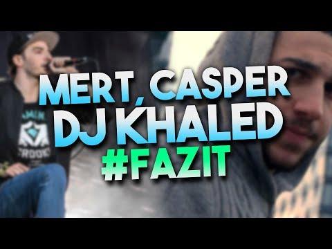 Neuer Apo Red Song? Jetzt erstmal FETTES #FAZIT (Mert, Casper, Lady Gaga, Dj Khaled)