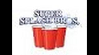 Super Basket Pong Ft. SuperSplashBros!!   CHECK IT OUT!!