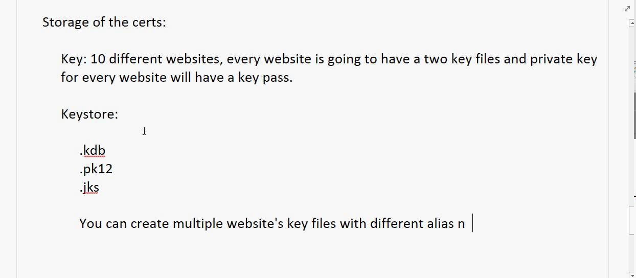 Middleware - One way SSL and Two way SSL EXPLAINED