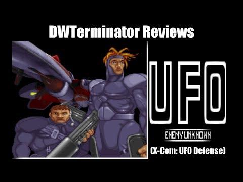 Classic Review - X-COM: UFO Defense/UFO: Enemy Unknown
