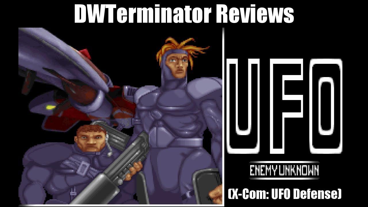 Classic review x com ufo defense ufo enemy unknown for Portent xcom not now